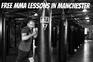 Free MMA Lessons in Manchester